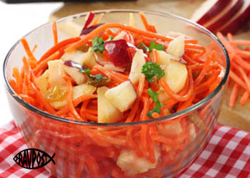 salat-iz-morkovi-s-yablokami-pravoslavnyy-post