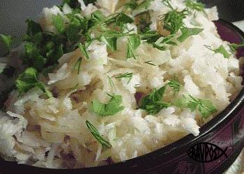 salat-iz-redki-s-maslom-pravoslavnyy-post